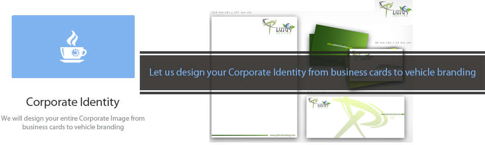 Corporate Identity Design Services South Africa