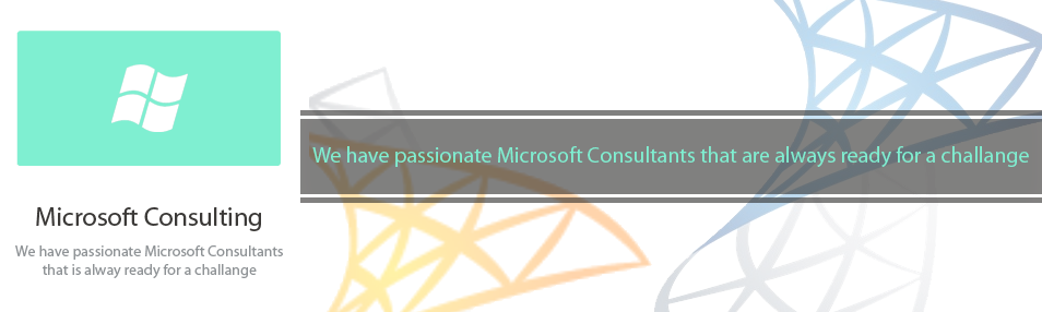 Microsoft Consulting Services South Africa